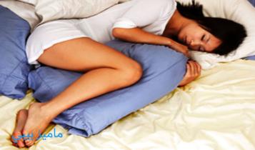 اعراض الحمل يوم نزول الدورة
