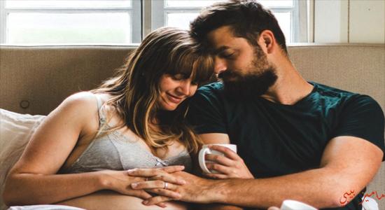 الحمل في الشهر الاول والجماع