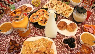 صورة الإفطار أثناء الحمل والرضاعة