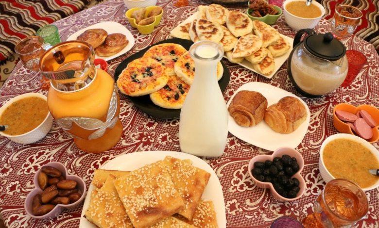 الإفطار أثناء الحمل