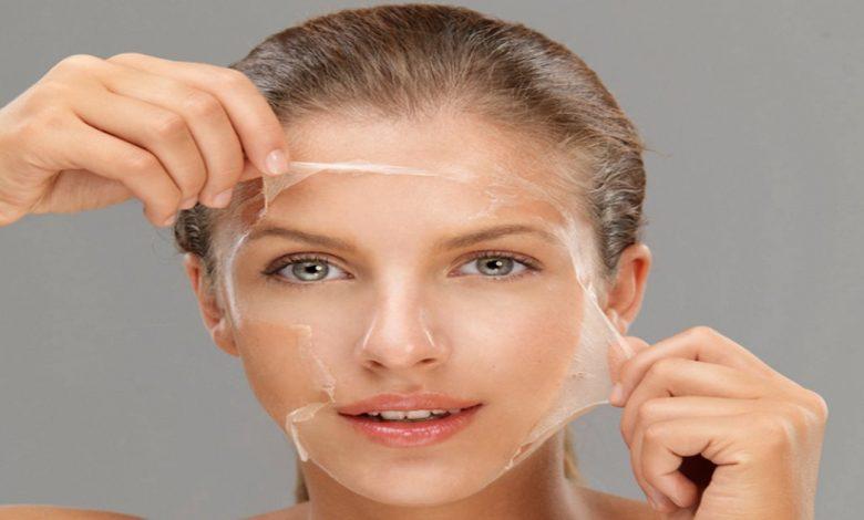 التخلص من شعر الوجه