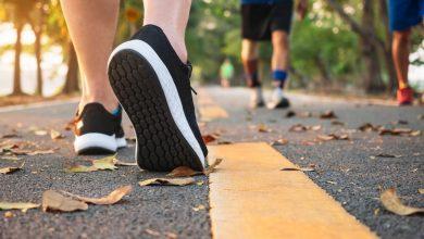صورة فوائد المشي على الجري لفقدان الوزن بسرعة